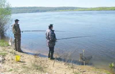 Запрет на рыбалку на абакане