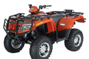 Новинки квадрациклов ARCTIC CAT 2014