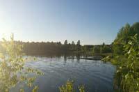 Озеро Жарёнское, Краснобаковский район