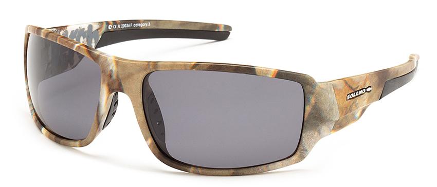 Солнцезащитные очки для рыбаков SOLANO FISHING модель 20036F c339bfb059e
