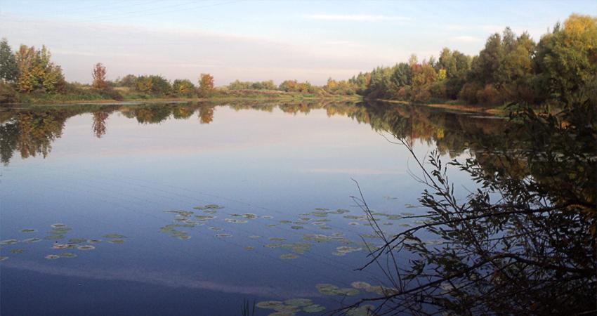 рыбалка на сормовском озере
