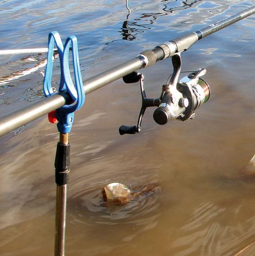 Ловля рыбы с электронным сигнализатором