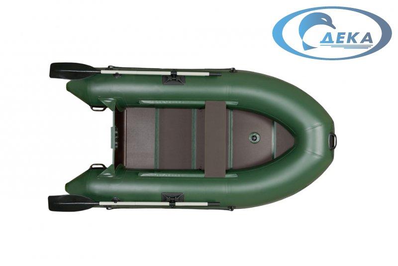 Материалы надувных лодок