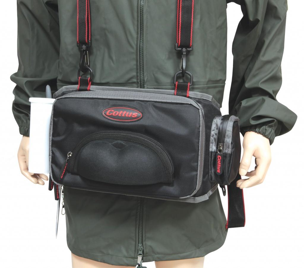 Разгрузочная рыболовная сумка