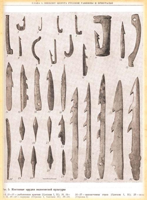 отметьте на рисунках орудия труда 1 собирателя охотника и рыболова
