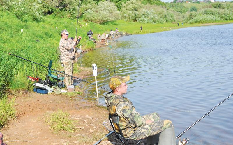 открытие рыболовного сезона 2017 в костроме