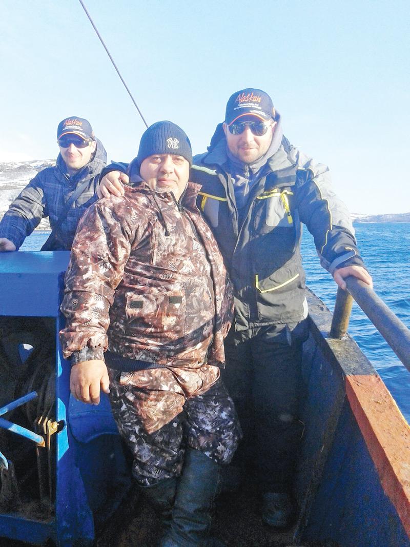 новости о рыбалке в ура губе
