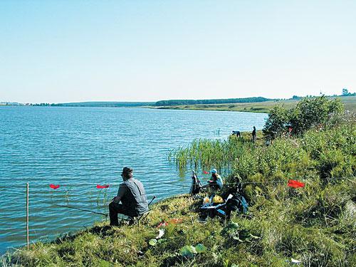 Платная рыбалка в нижнем новгороде
