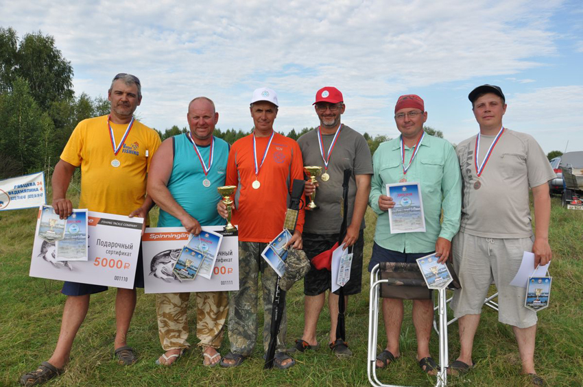 Соревнования по рыбалке в нижегородской области