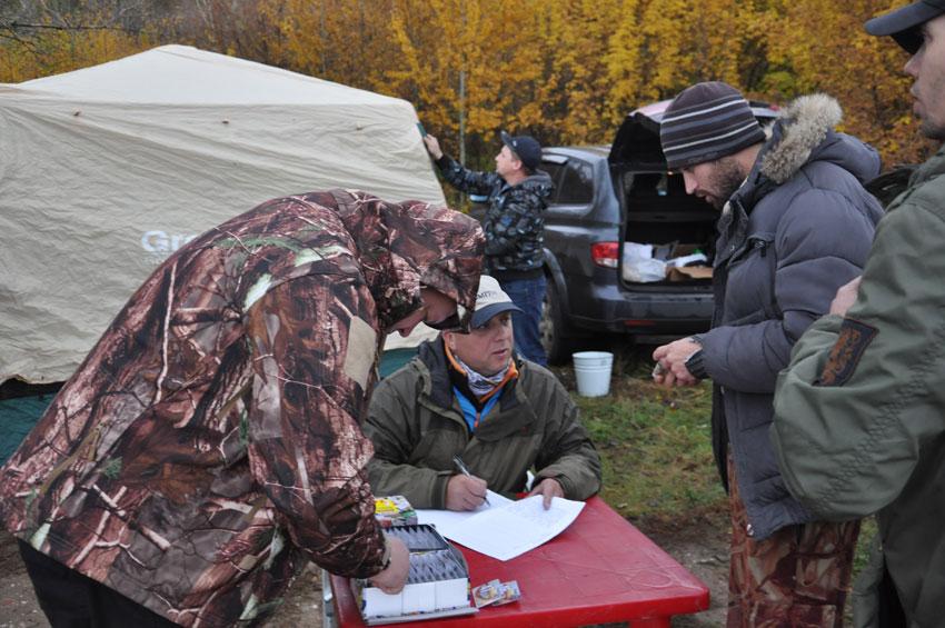 нижегородским рыболовным клубом волгафишинг