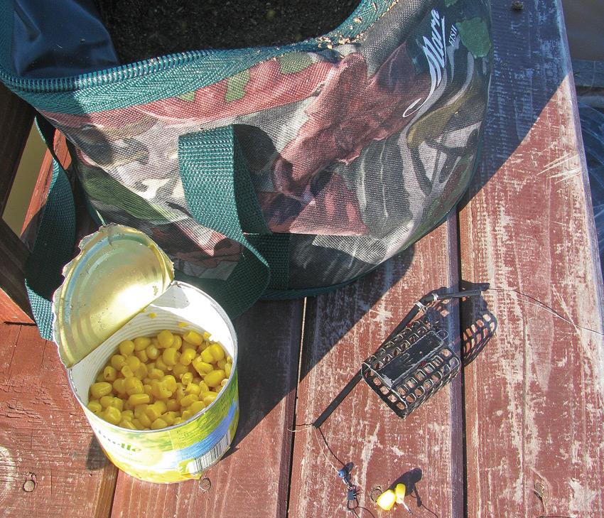 рыбная мука в прикормке для рыбалки