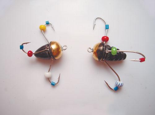Мормышки медузу своими руками
