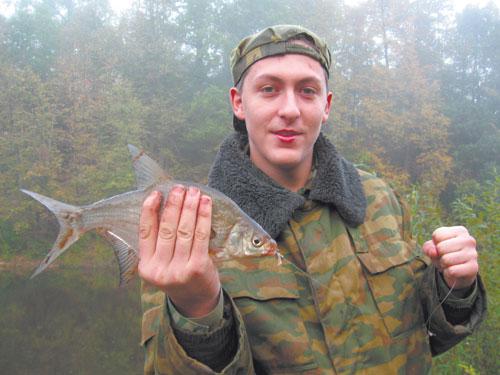 осенняя рыбалка для рыбака