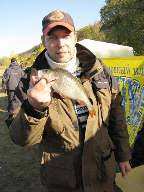 рыбалка на малиновой гряде