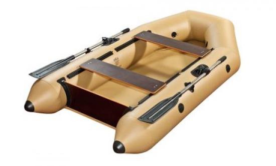 Гребная лодка из пвх ёрш одноместная stream