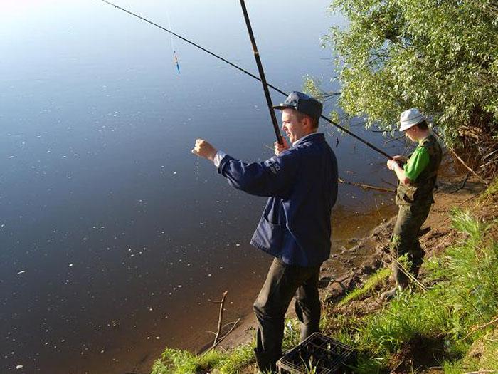 где можно ловить во время запрета в новосибирске