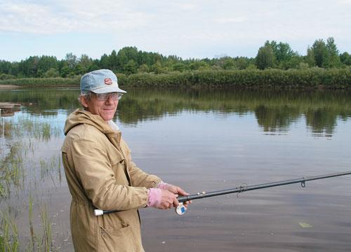 кудьма нижегородская район рыбалка