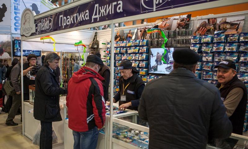 когда будет выставка на нижегородской ярмарке охота и рыбалка
