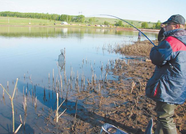 рыбалка бесплатная в калужской области