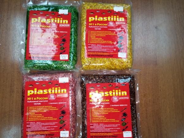 прикормка пластилин для рыбалки