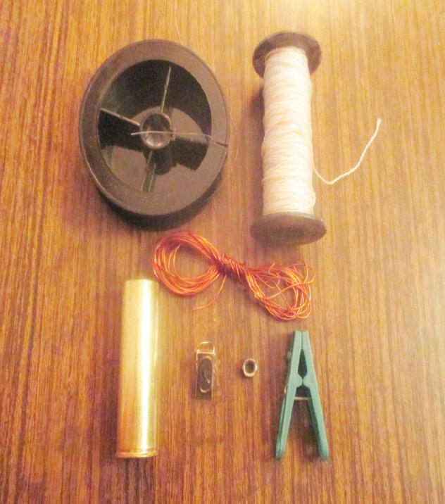 Как самостоятельно сделать колокольчик для рыбалки в домашних условиях?