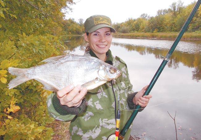 ловля на вяленую рыбу