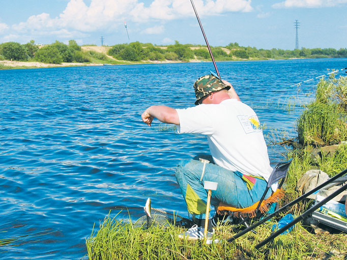 Ловля рыбы в нерестовый период. Как можно ловить рыбу?