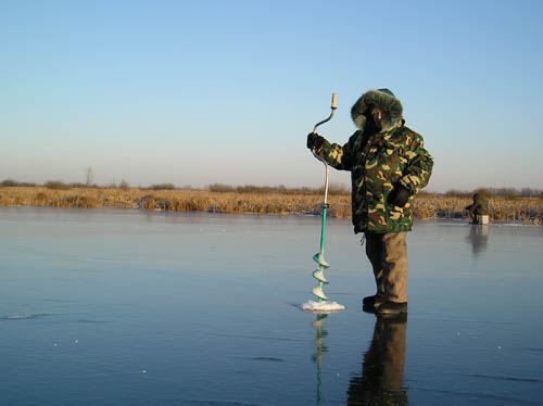 рыбалка в нижнем луге