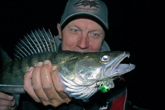 ночная рыбалка на хищника