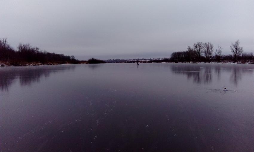 Озеро Ямное (Артемовские луга) (рыбалка в Нижегородской области)